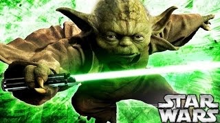 How Yoda Became a Jedi - Star Wars Explained