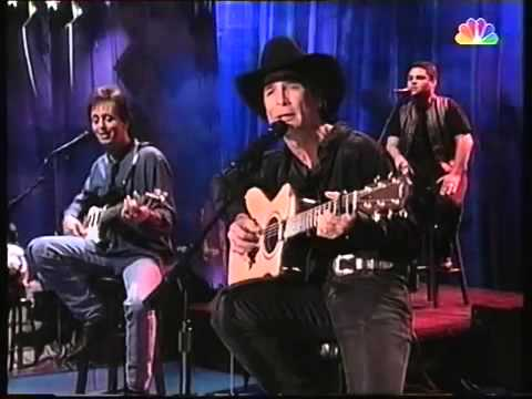 "Clint Black - ""Like The Rain"" - Live on The Tonight Show"