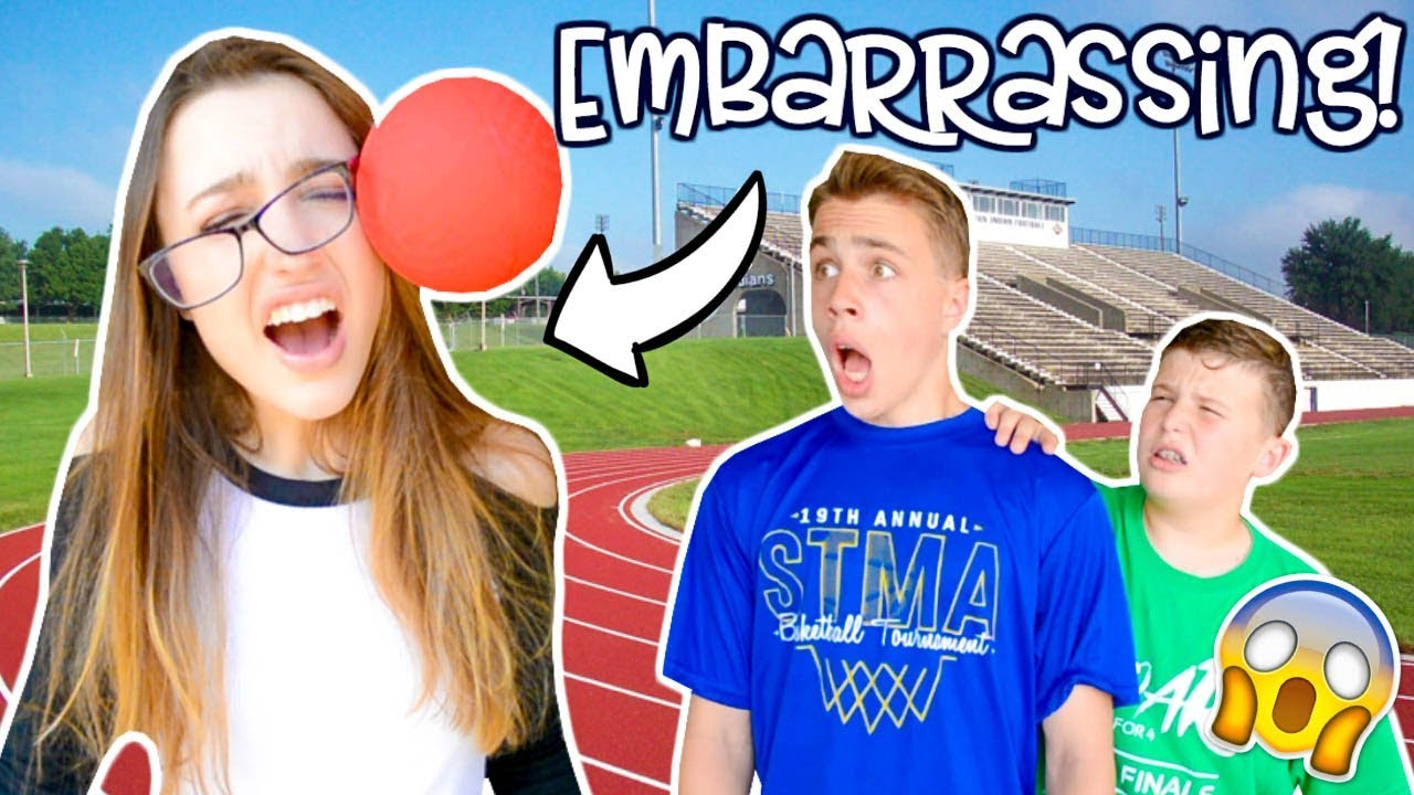 Embarrassing Moments At School Youtube