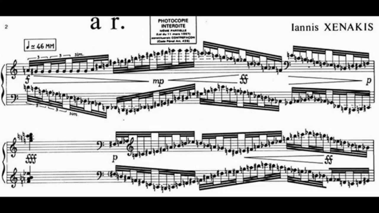 Iannis Xenakis* Xenakis·/ ST-X Ensemble , Charles Zacharie Bornstein* Charles Zachary Bornstein - Ensemble Music 2
