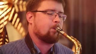 Саксофонист Валерий Шурыгин