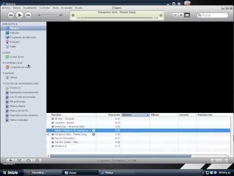 Como descargar iTunes y QuickTime