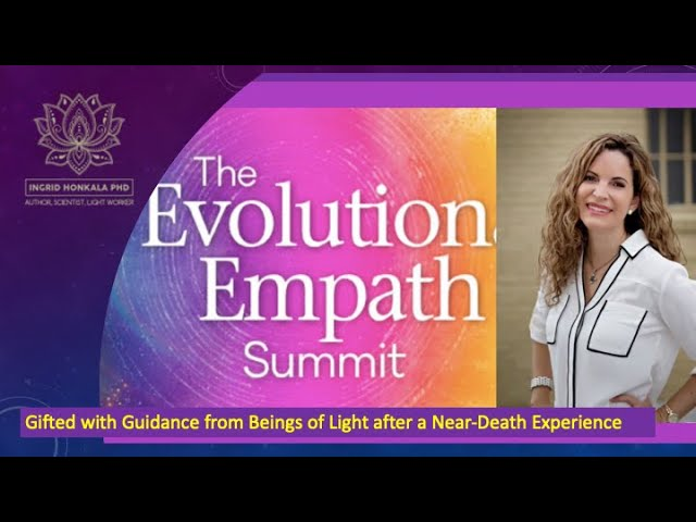 Evolutionary Empath Global Summit with Bevin Niemann - The Shift Network