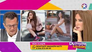 Magazin Turu; 'Bensu Soral, Hande Doğandemir, Aleyna Tilki ve Aynur Doğan'