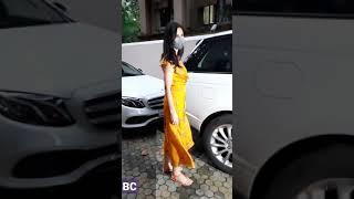 Katrina kaif snapped at Sanjay Leela bhansali ofc in juhu