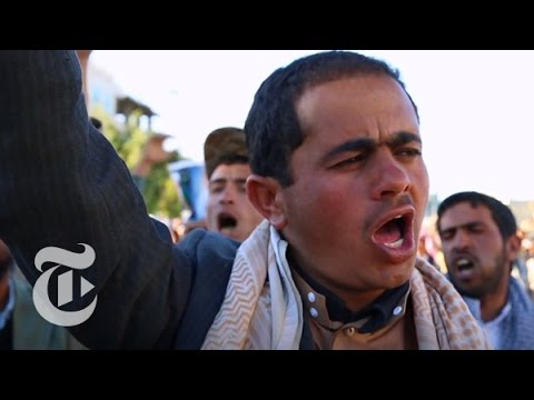Life With Houthi Rebels in Yemen | Times Dispatched |  مع المتمردين الحوثيين في اليمن