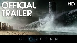 Today the world will be taken by storm. check out new official teaser for #geostorm now, in cinemas october 19