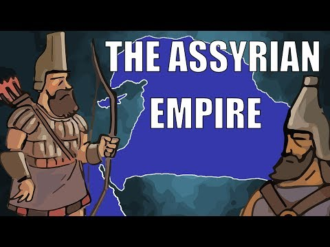 How Powerful was the Assyrian Empire?