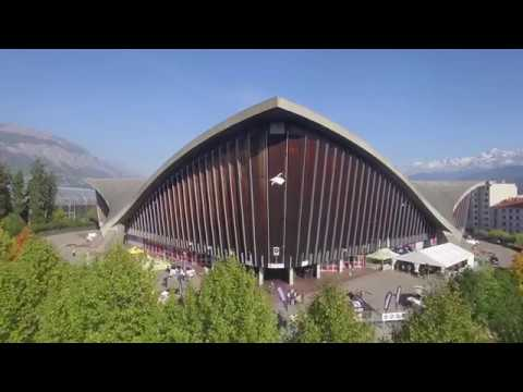 50 ans du Palais des Sports Pierre Mendès France - Grenoble