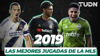 Las mejores jugadas de MLS - Temporada 2019   TUDN