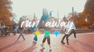 [KPOP IN PUBLIC NYC] TXT (투모로우바이투게더) - RUN AWAY Dance Cover by CLEAR