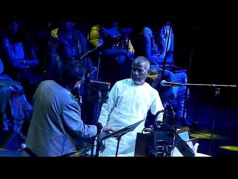 Magical moment with SPB and Arunmozhi(Flute)