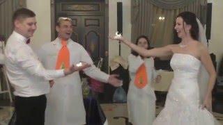 Научное шоу Винница на свадьбе