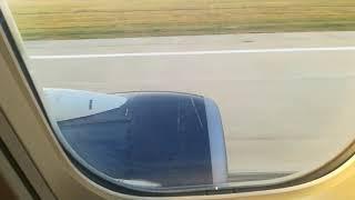 Tarom Boeing 737 aterizare Aeroport Cluj