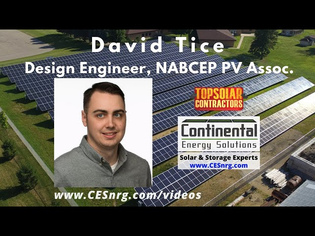 David Tice - Design Engineer
