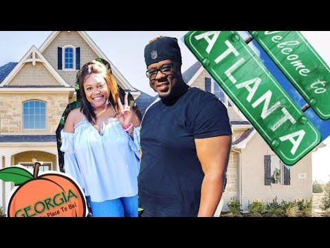 NEW HOME TOUR!!!! | UNFURNISHED | ATLANTA thumbnail