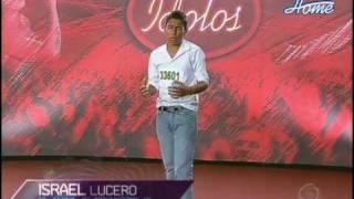 Ídolos 2010 - Audição - Israel Lucero [Parte 2]