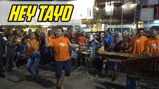 HEY TAYO -- ANGKLUNG RAJAWALI MALIOBORO YOGYAKARTA