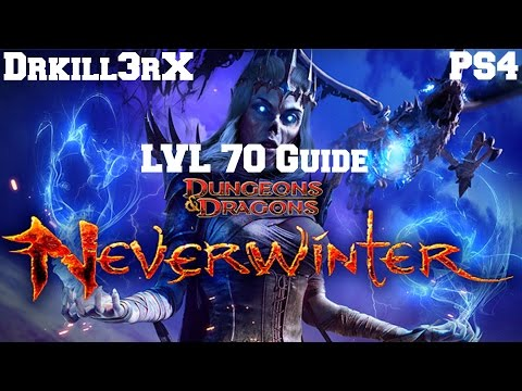 Neverwinter what to do at lvl 70 Guide