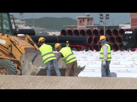 TAP, kompania: Është realizuar 87% e insfrastrukturës ndihmëse - Top Channel Albania - News - Lajme