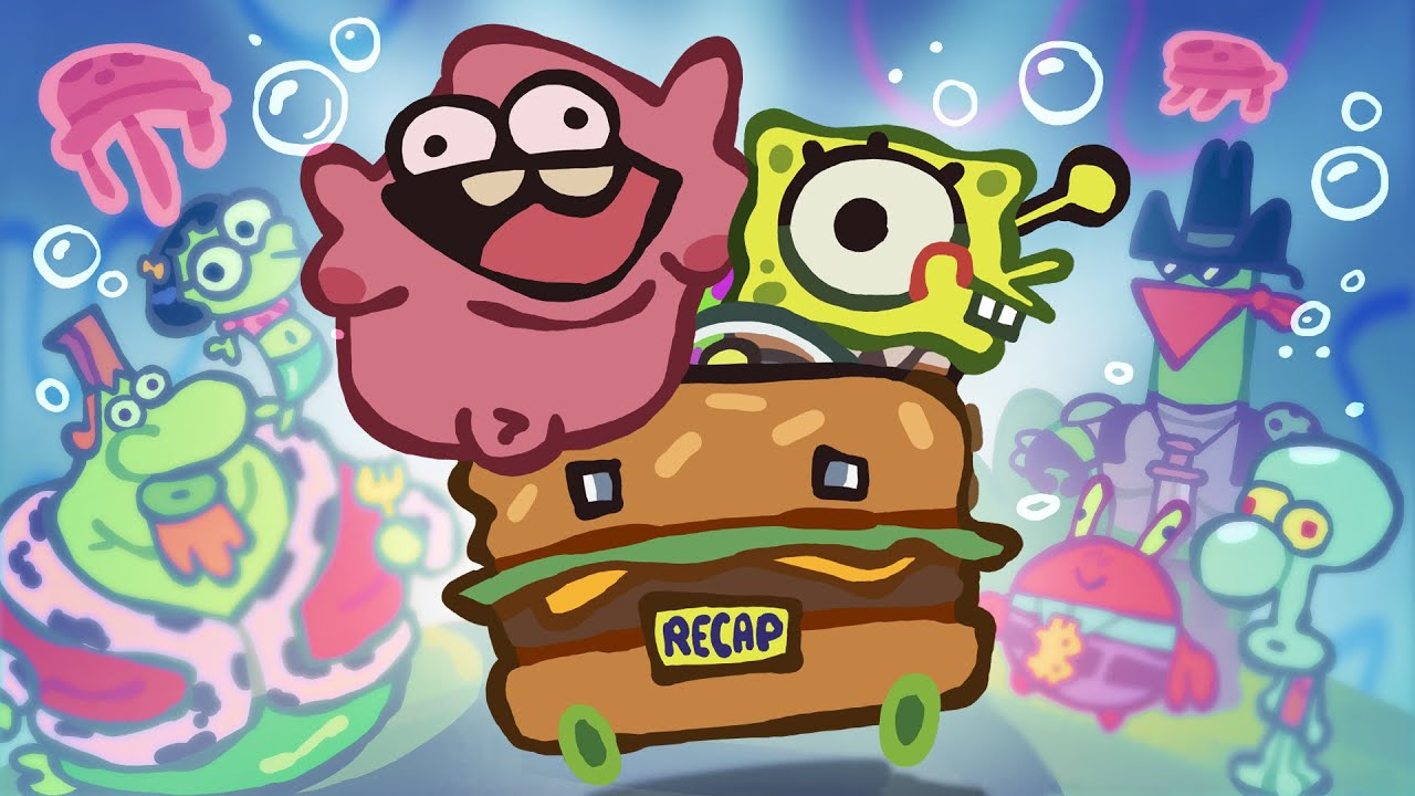 "Download The Ultimate ""Spongebob Squarepants Movie"" Recap Cartoon"