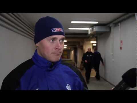 Ilves - Lukko ennakkovideo 16.10.2012 Jussi Pesonen