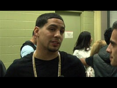What does Danny Garcia think about facing Errol Spence now?