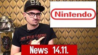 Die News vom 14.11.2018: Nintendo: Außergerichtliche Einigung mit ROM-Seiten Betreiber