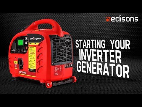 Inverter Generator Setup