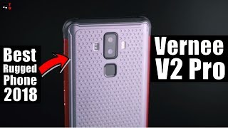 Vernee V2 Pro: How Good Is Galaxy S9 Active Clone? Hands-on Preview