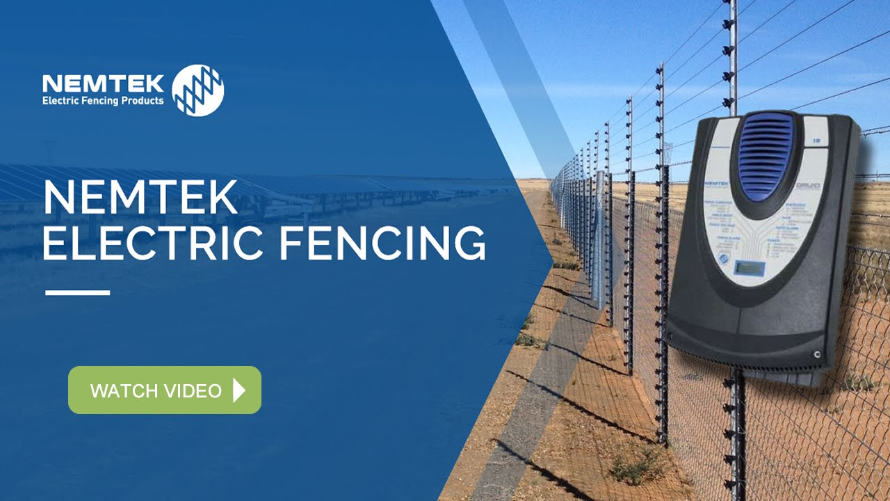 Stop Start Wiring Diagram Australian House Electrical Nemtek Electric Fencing - Youtube