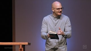 Matthew Sermon Series // Week 2 // 3:13-17