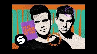 Suyano vs Robert Falcon – Loved By You (Official Lyric Video)