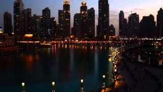 Burj Khalifa Timelapse HD