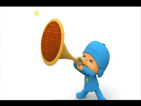 Pocoyo - Mad Mix Machine (UK)