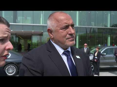 Бойко Борисов: Радвам се да видя, че лидерите на Балканите осъзнават, че само ние можем да си помогнем и да решаваме конфликтите си. По време на срещата на лидерите от ПСЮИЕ приехме декларация, която включва и че Косово ще бъде домакин на следващата такава среща и колегите от Сърбия се съгласиха. Това е ясен знак към ЕС, че в момента Балканите имат политически елит, който мисли за мир и просперитет за своите народи.