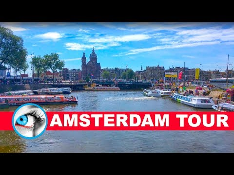 AMSTERDAM - BEST OF - 4K 2017 -  NETHERLANDS  - TRAVEL GUIDE