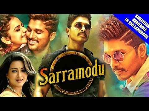 Download Sarrainodu (2017) New Released...