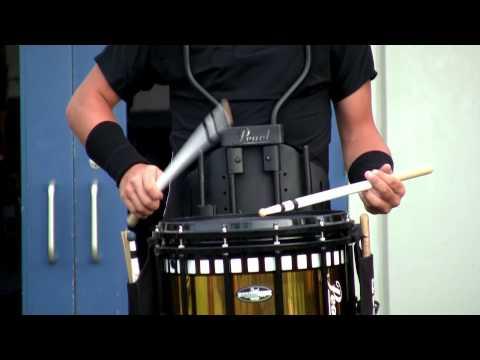 Blue Devils Drumline 2014 - Sterling