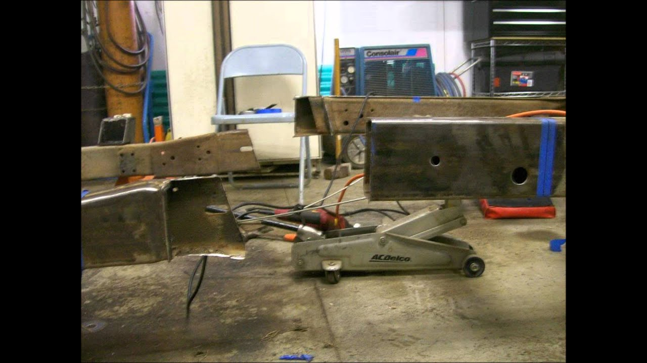 S10 Chassis Shortening Youtube