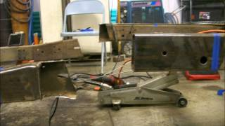 S10 Chassis Shortening