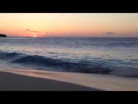 Stunning Sunset at Anguilla's Captain's Bay