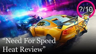 Need for Speed Heat Review [PS4, Xbox One, & PC] (Video Game Video Review)