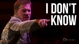 """Ozzy Osbourne's """"I Don't Know"""" cover by Chris Jericho, Gus G + Metal Allegiance"""