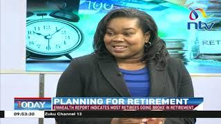 Enwealth report indicate most retirees go broke in retirement || NTV Today