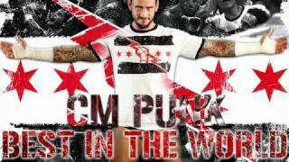 WWE Theme Songs-CM Punk