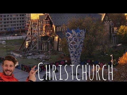 Me fui a Christchurch New Zealand// Vlog