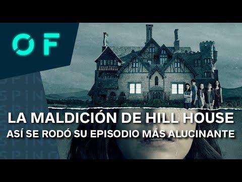 'La maldición de Hill House': así se rodaron los planos secuencia del alucinante episodio 6