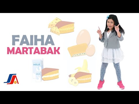 Faiha Martabak Official Music Video
