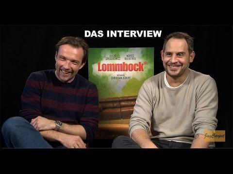 LOMMBOCK -  INTERVIEW mit Lucas Gregorowicz & Moritz Bleibtreu | JayCarpet